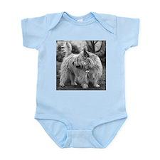 Cairn Terrier Infant Creeper