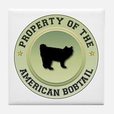 Bobtail Property Tile Coaster