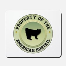 Bobtail Property Mousepad