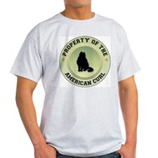 Curl Property T-Shirt