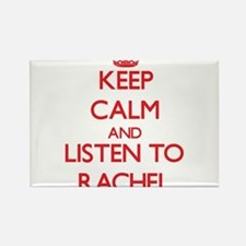 Keep Calm and listen to Rachel Magnets