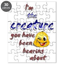 creature 001 Puzzle
