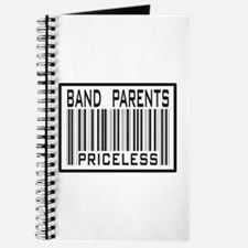 Band Parents Priceless Marching Journal