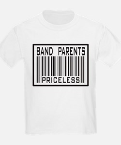Band Parents Priceless Marching T-Shirt