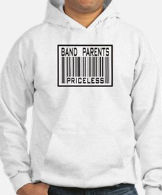 Band Parents Priceless Marching Hoodie