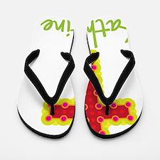 Katharine-cross-1 Flip Flops