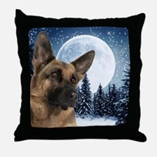 GSWinterMousepad Throw Pillow