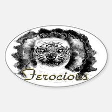 ferocious Decal