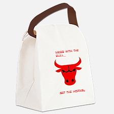 BULL Canvas Lunch Bag