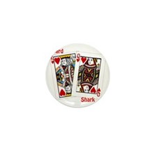 card shark Mini Button