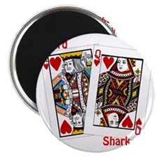 card shark Magnet