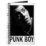 Punk Rock Punk Boy Journal