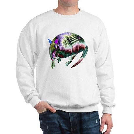 NEON ARMADILLO Sweatshirt