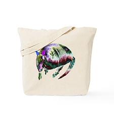 NEON ARMADILLO Tote Bag