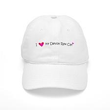 Devon Rex - MyPetDoodles.com Cap