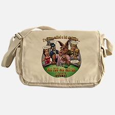 Lucky_final11 Messenger Bag