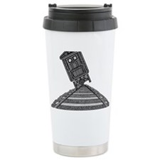 Tipping Train2-shirt Travel Mug