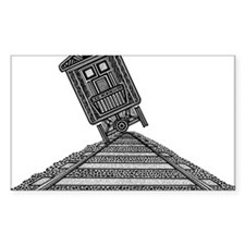 Tipping Train2-shirt Decal