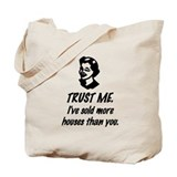 Estate agent Canvas Bags