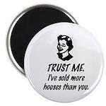 "Trust Me Female 2.25"" Magnet (10 pack)"