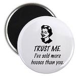 Trust Me Female Magnet
