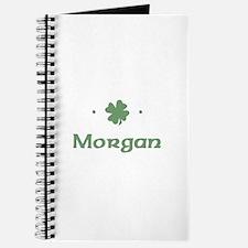 """""""Shamrock - Morgan"""" Journal"""