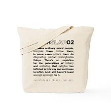 02backwhite Tote Bag