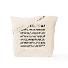 03backwhite Tote Bag