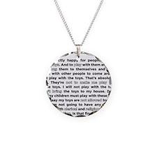 03backwhite Necklace