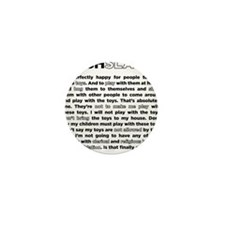03backwhite Mini Button
