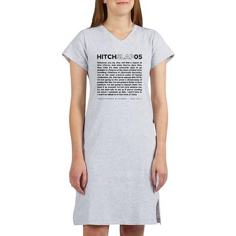 05backwhite Women's Nightshirt