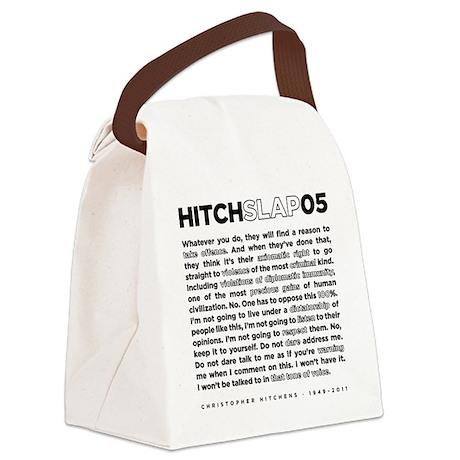 05backwhite Canvas Lunch Bag