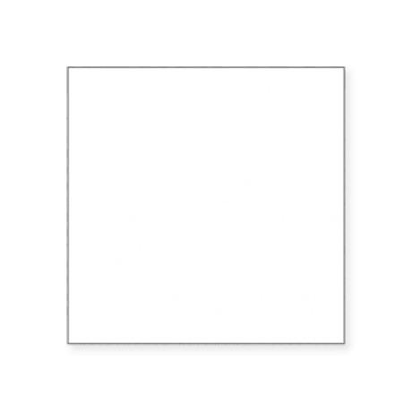 """back-01 Square Sticker 3"""" x 3"""""""