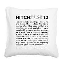 12backwhite Square Canvas Pillow