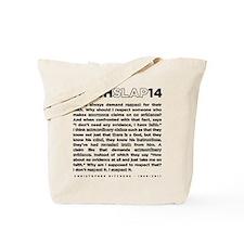 14backwhite Tote Bag