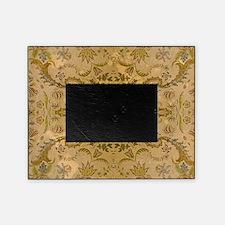damask vintage Picture Frame