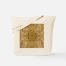 damask vintage Tote Bag