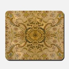 damask vintage Mousepad