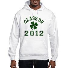 Class Of 2012 - Shamrock DK Gree Hoodie