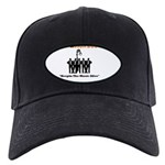 Doo-Wop Black Hat