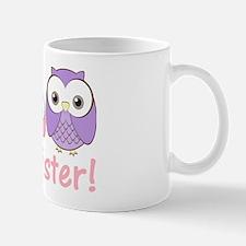 owlbigsispurplepink Mug