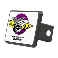 Rumble Bee blk png Hitch Cover