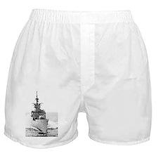 truett ff rectangle magnet Boxer Shorts
