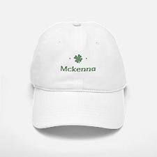 """""""Shamrock - Mckenna"""" Baseball Baseball Cap"""
