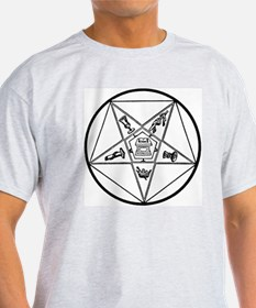 Order of the Eastern Star (Black and T-Shirt
