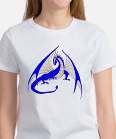blue dragon Women's T-Shirt