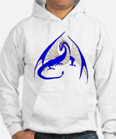 blue dragon Jumper Hoody