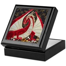 its mine close up-square Keepsake Box