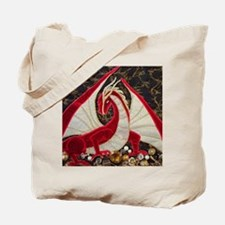 its mine close up-square Tote Bag