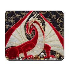 its mine close up-square Mousepad